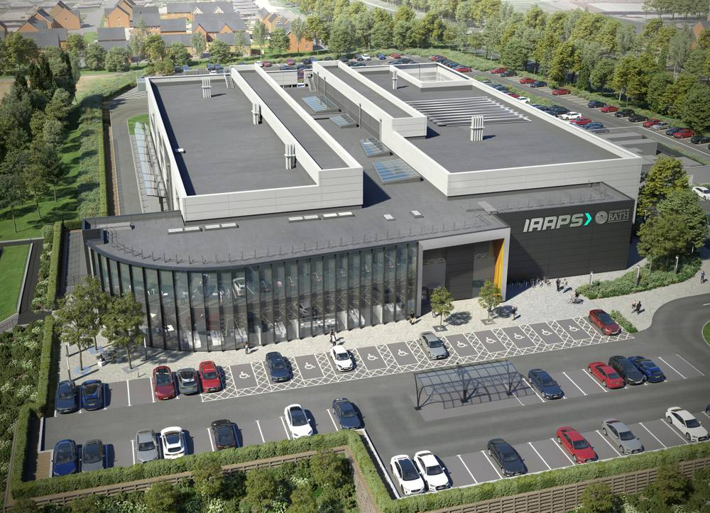 A new £70m Automotive Powertrain Research Centre is to be built in the UK
