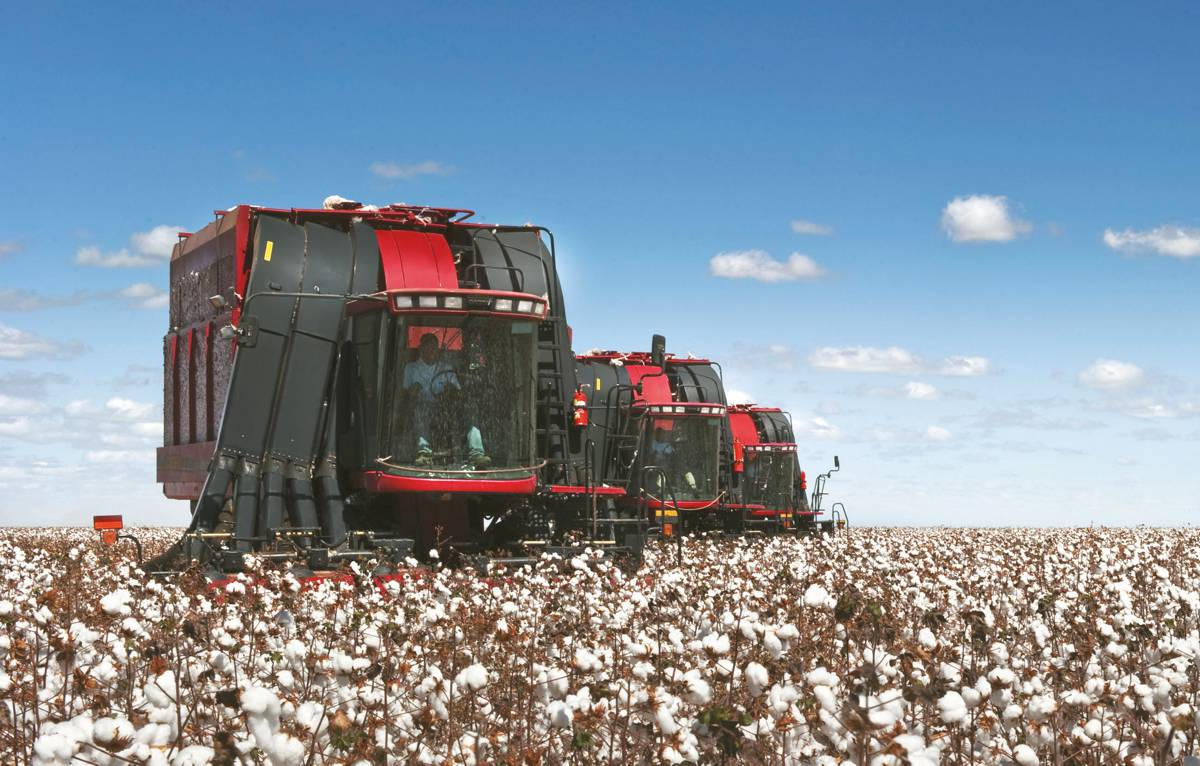 CNH Industrial secures 360 unit order in Uzbekistan to support cotton harvest