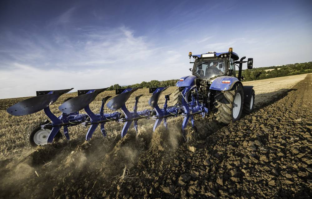 CASE Construction Equipment and New Holland Agriculture