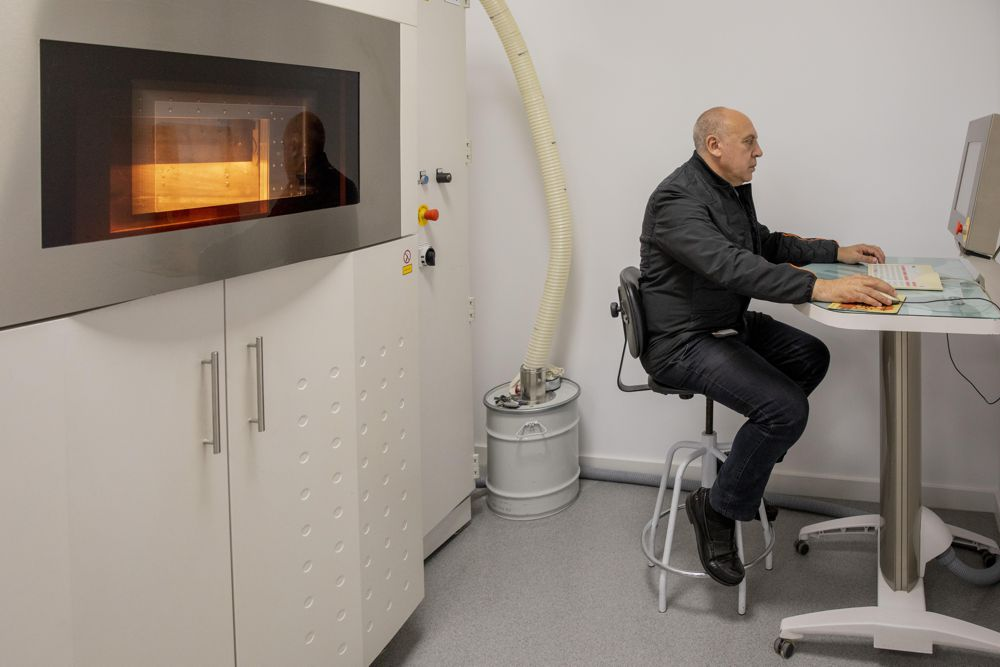 SEAT bringing imagination to life with their 3D Printing LAB