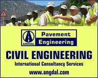 ANGDAL Pavement Engineering - Civil Engineering Consultants
