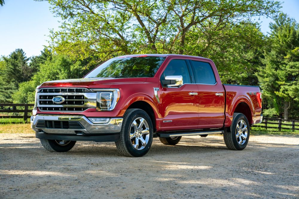 Ford reveals their toughest and most powerful F-150 pickup truck