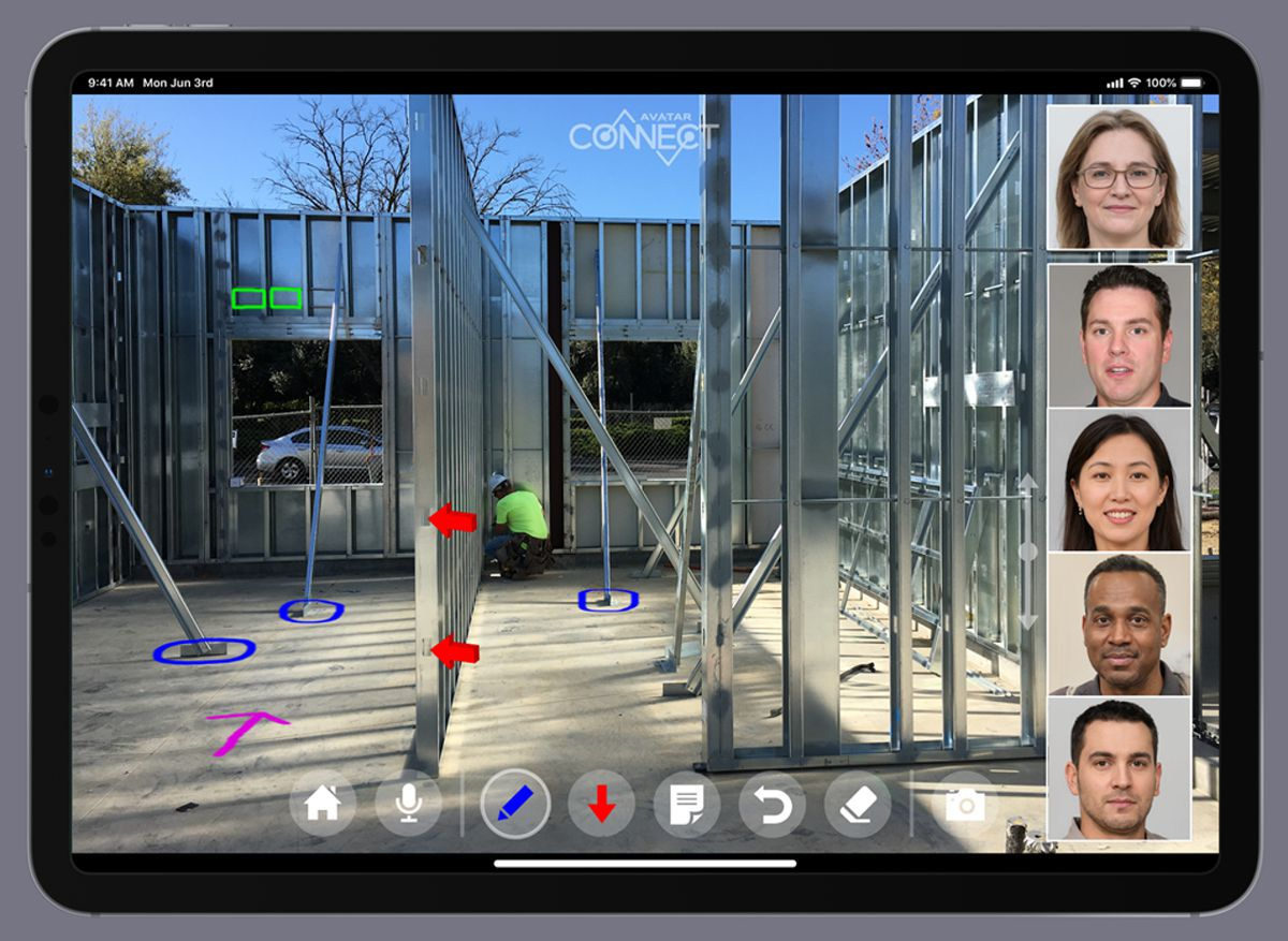 AVATAR Partners debuts Avatar CONNECT AR for real-time virtual collaboration