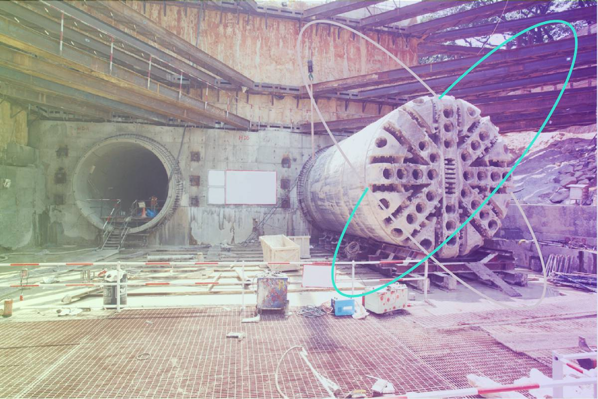 Condat introduces IoT for Tunnel Boring sites
