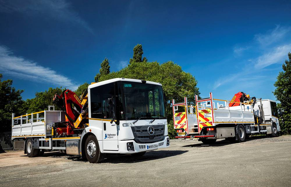 Rygor Commercials and Mercedes-Benz Econic a winning combination for Amey