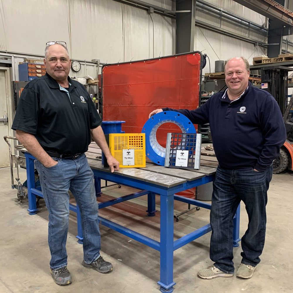 Swormsco becomes Haver and Boecker Niagara dealer to service coal mines in USA