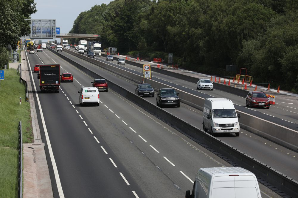 New guidance from Highways England allows 60mph traffic through roadworks