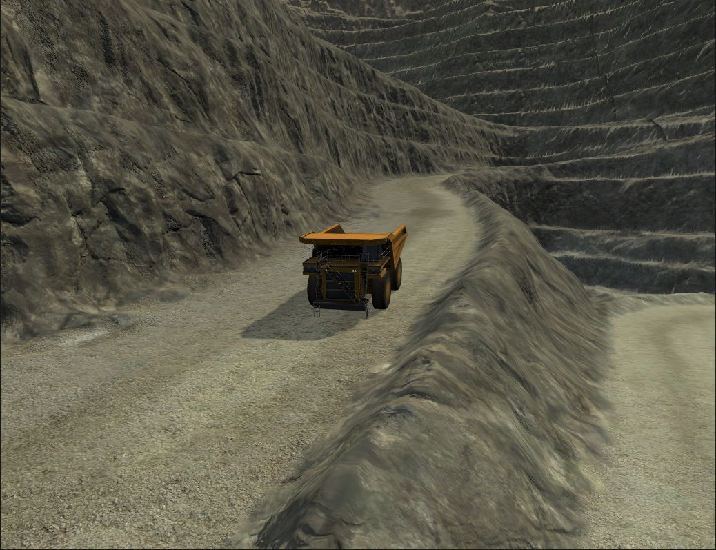 The pioneering technology has already operated in a range of environments without access to GPS, for example in mines and quarries.