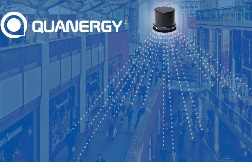 Quanergy unveils 3D LiDAR for smart city solutions