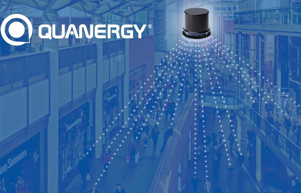 Quanergy unveils 3D LiDAR for smart city solutions