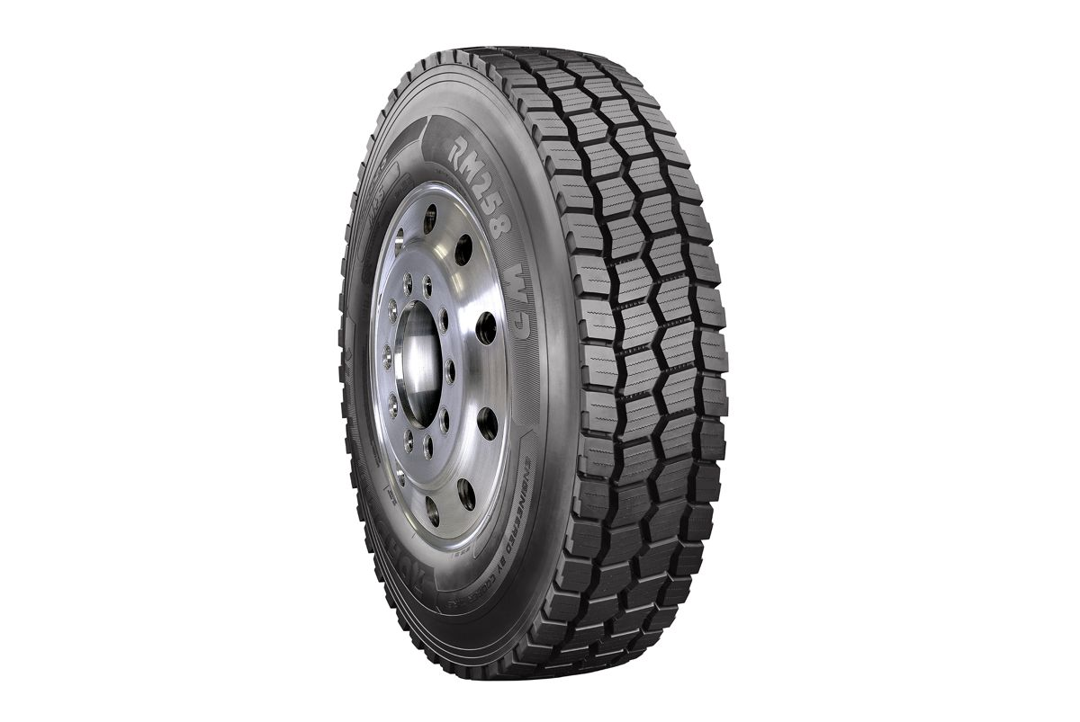 Cooper Tire launches Roadmaster RM258 WD Winter Tyre for haulers