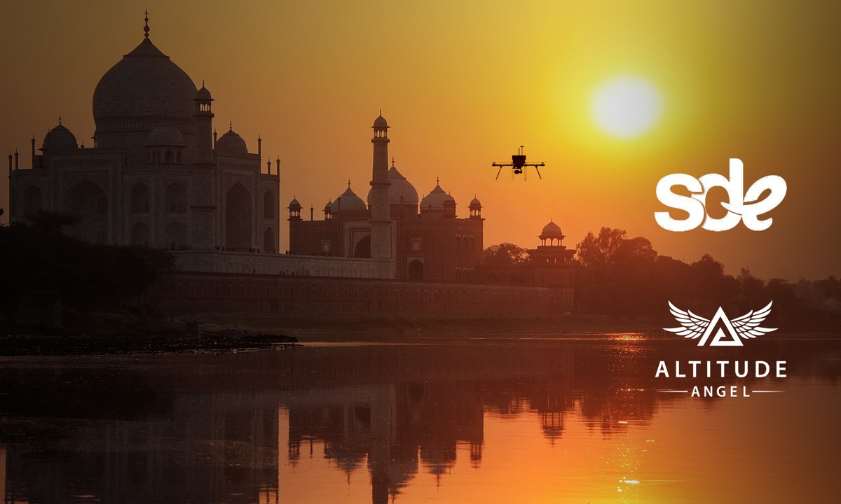 Altitude Angel working with Sagar Defence in India for UAV trial deployment