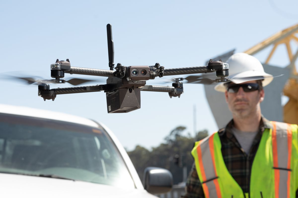 Skydio wins CES 2021 Best of Innovation Award for Drones and Unmanned Systems