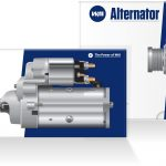 WAI Global features Starters and Alternators for Construction and Industrial Equipment