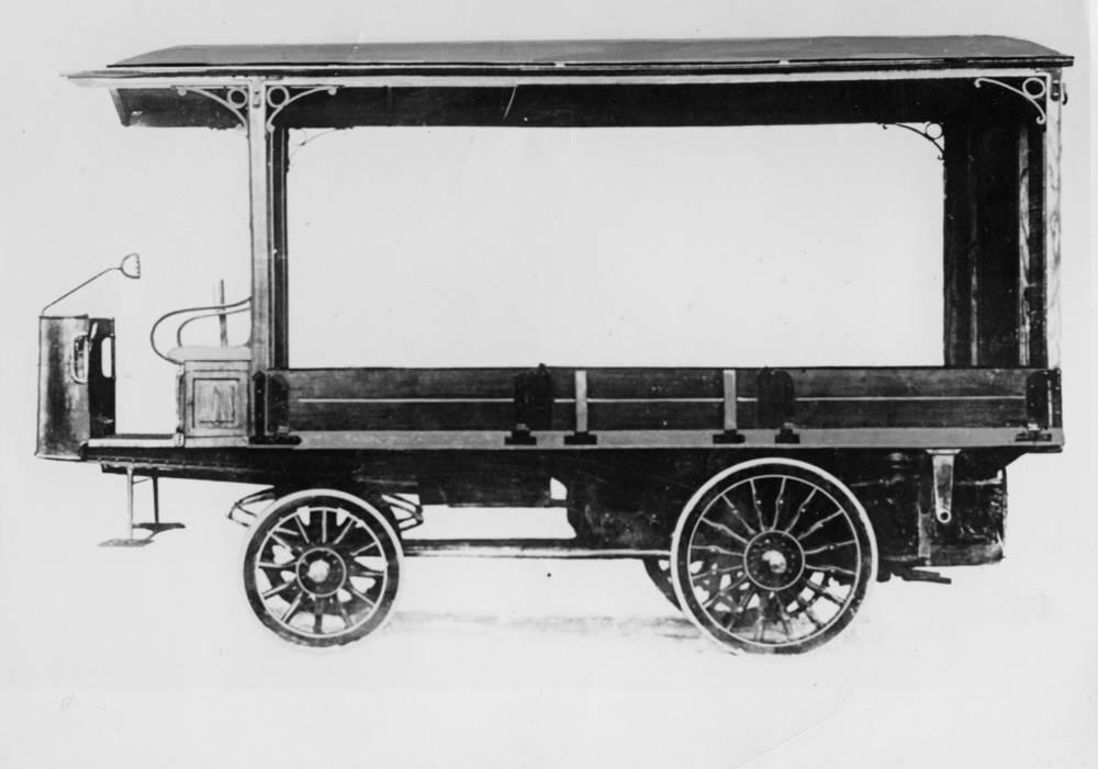 Tatra NW truck (1898)