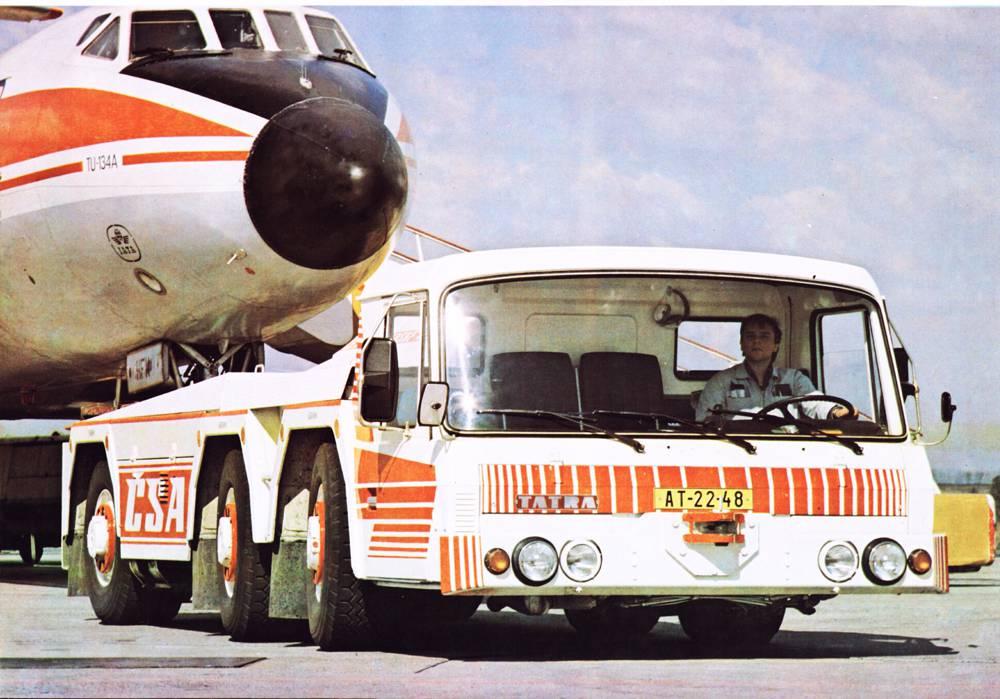 Tatra T 815 (1980s)