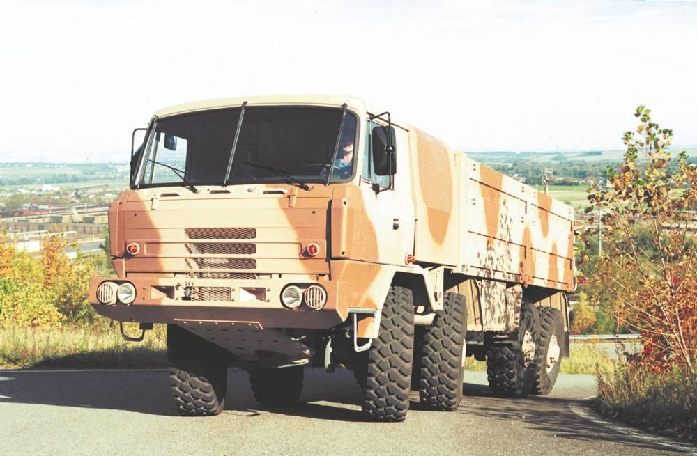 Tatra T 816 LIWA (1995)