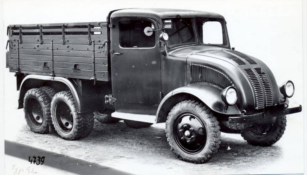 Tatra T 92 (1930s)