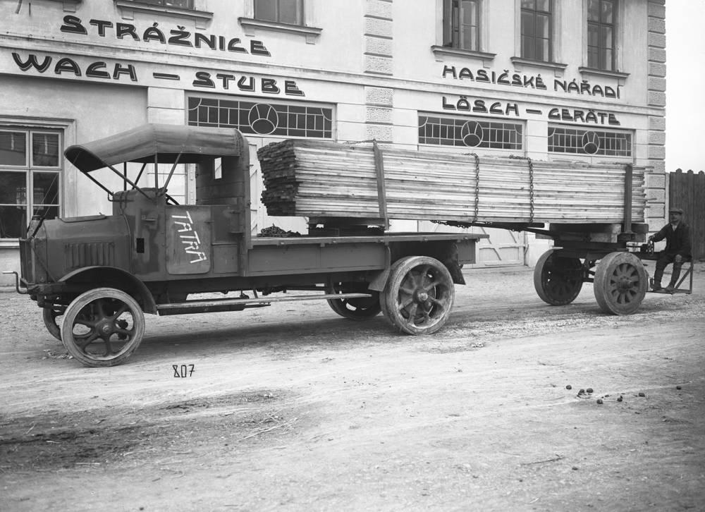 Tatra TL 4 (1919)