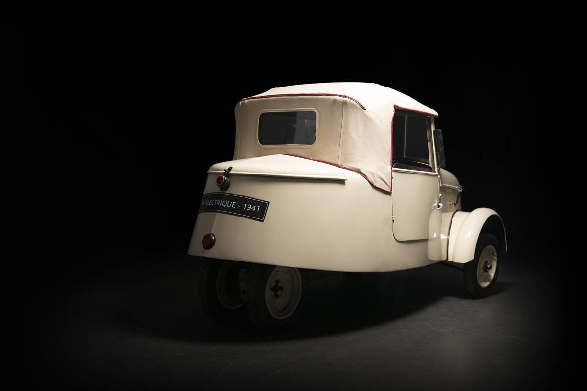 Peugeot electric vehicles from 1941 to the e-2008 SUV