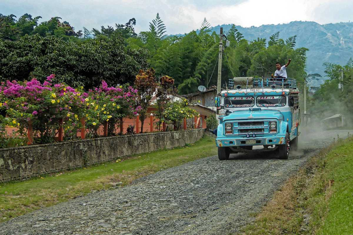 World Bank invests $100m for climate-resilient roads in Colombia