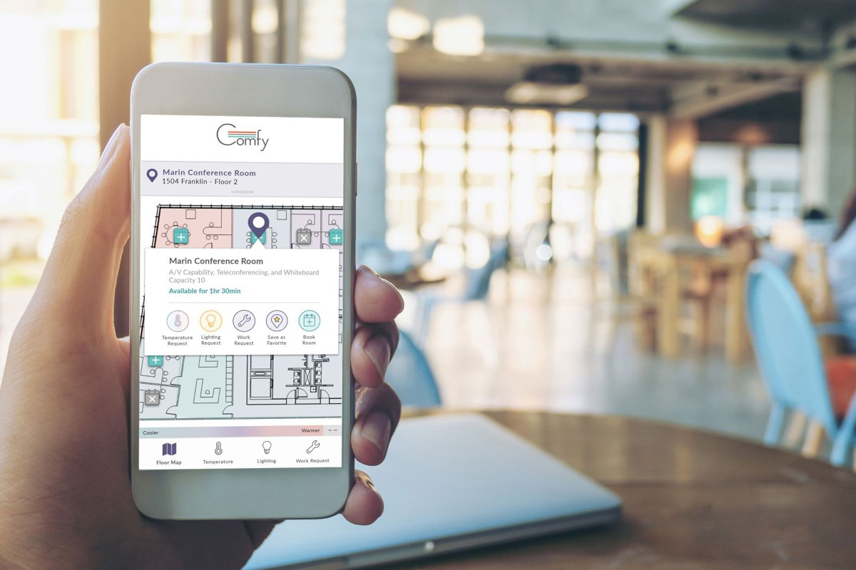 Siemens equipping 600 global locations with its Comfy workplace experience app