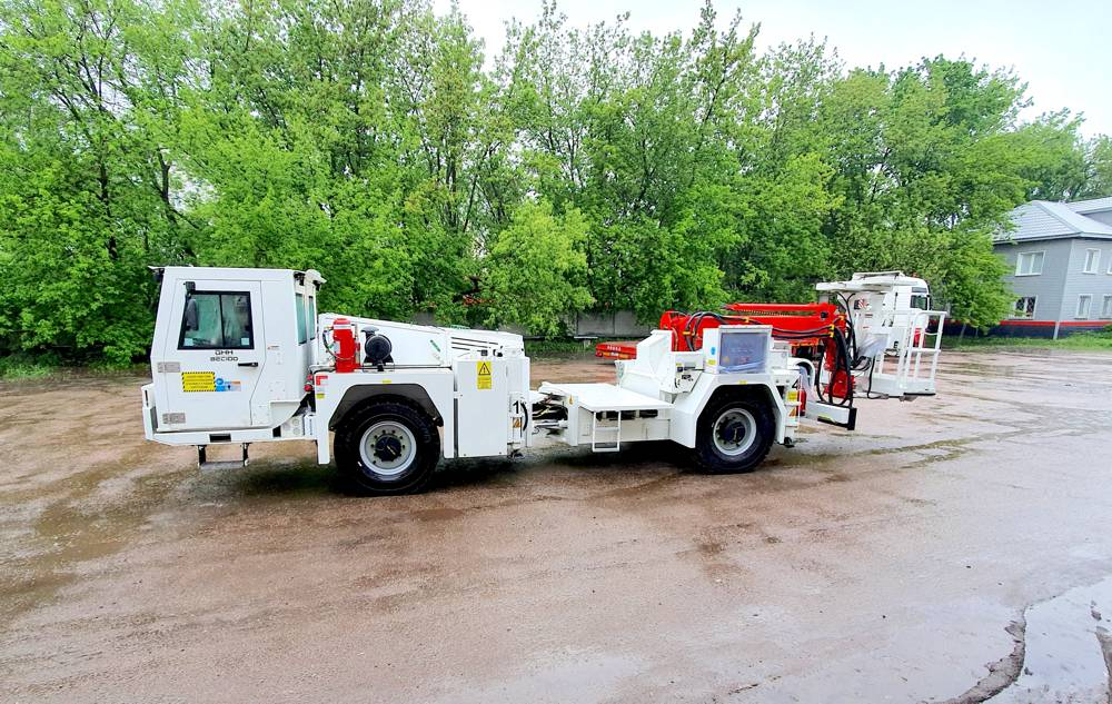 GHH supplies maintenance vehicles to Codelco for Chilean copper mine