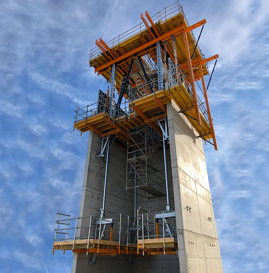 ULMA introduces complete Climbing Solutions for high-rise safety and productivity
