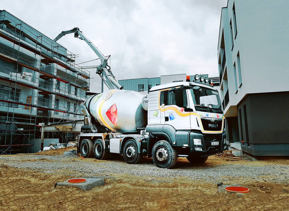 LafargeHolcim introduces ECOPact Low-Carbon Concrete in the United States