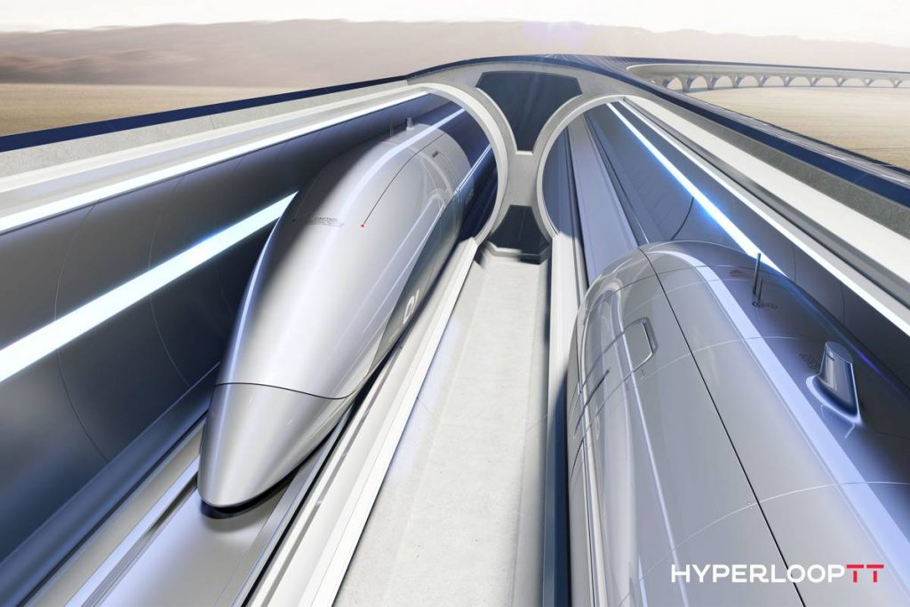 Hyperloop Transportation Technologies and TÜV SÜD publish Safety Guidelines