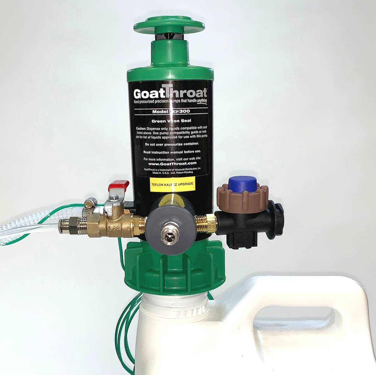 GoatThroat Pumps makes workplaces safer and more sustainable