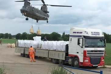 Aggregate Industries recognised for commitment to British Armed Forces