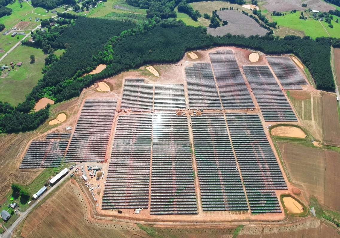 CS Energy reaches 1 Gigawatt milestone of solar projects in USA