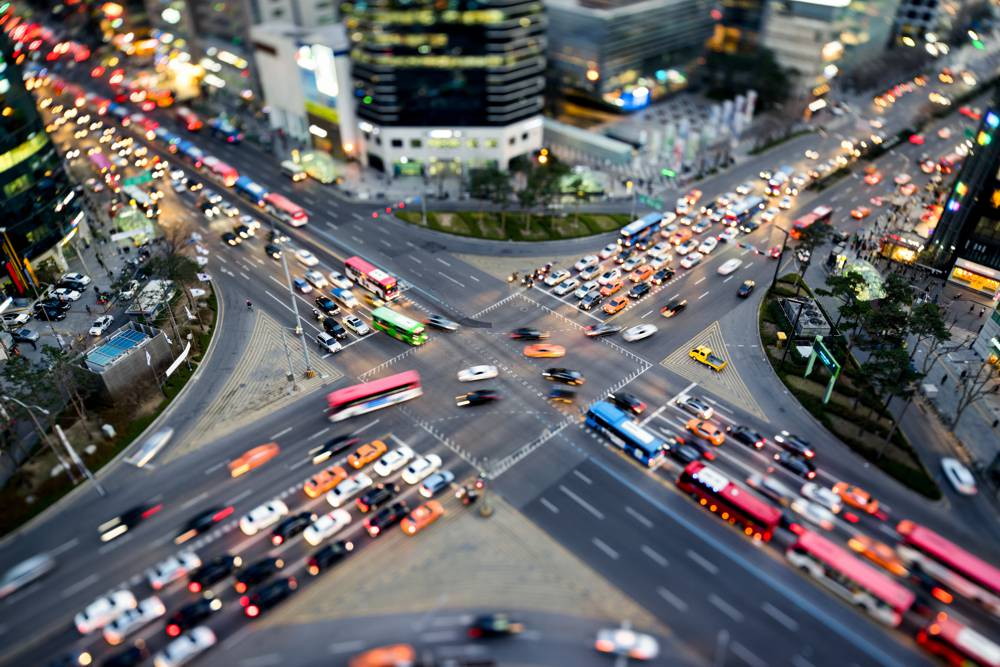 Combating the £2bn congestion problem in the UK with DAS enabled smart highways