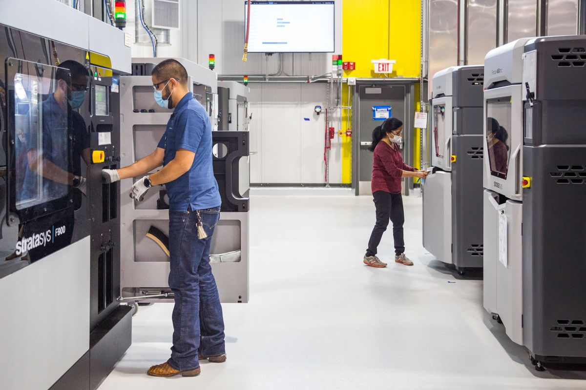GM expands investment in 3D printing capabilities with Stratasys technology