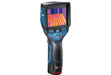 Bosch Power Tools unveils ground-breaking new connected Thermal Camera for jobsites