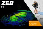 GeoSLAM ZEB Go launches a new era for mobile simultaneous localization and mapping