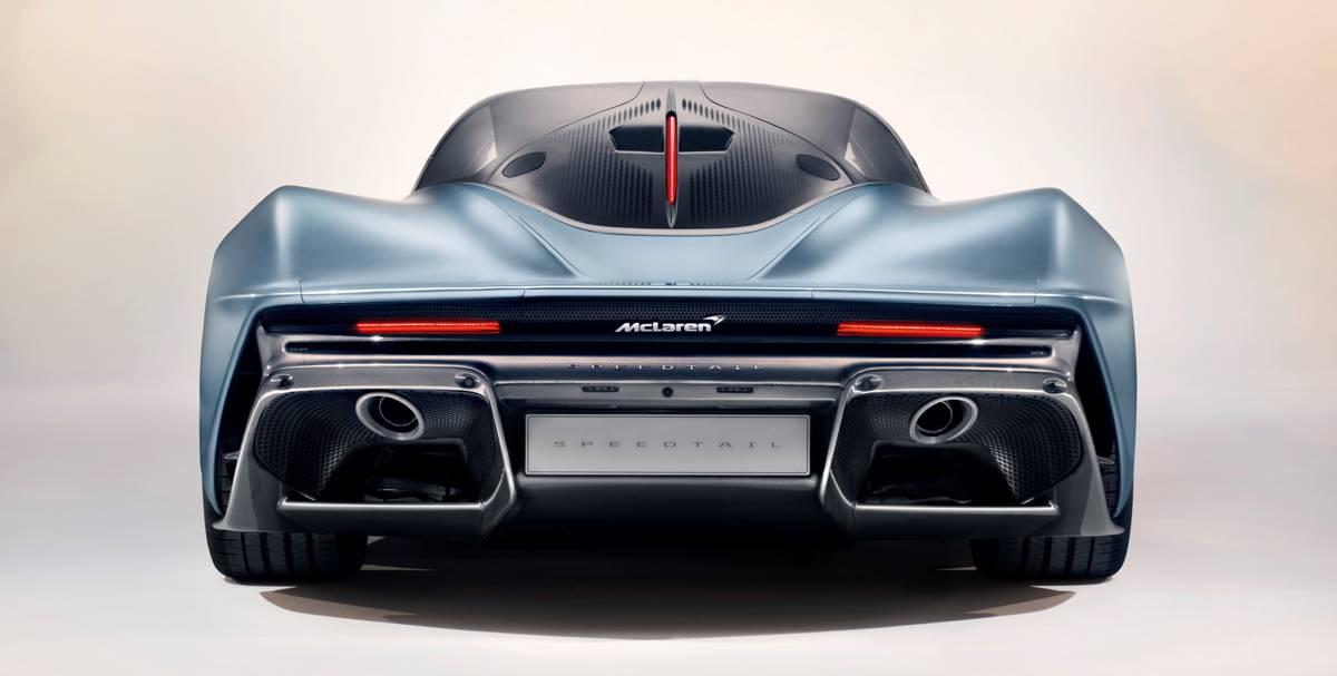 Lumen Freedom announces Wireless Electric Charging System for McLaren Speedtail Hyper-GT