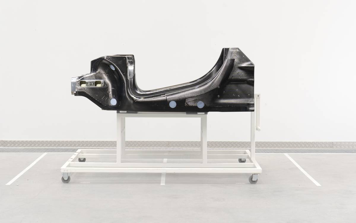 McLaren unveils innovative lightweight vehicle architecture for electrified supercars