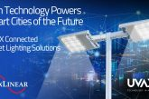 UVAX Connected Street Lighting and MaxLinear G.hn tech powering Smart Cities