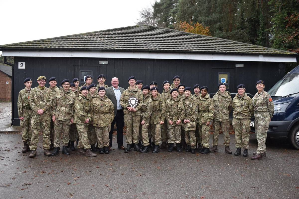 Ringway Jacobs win prestigious Armed Forces Covenant Gold Award