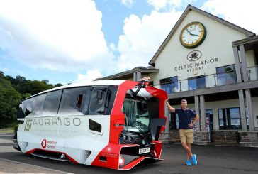 Golf European Tour to trial Aurrigo driverless shuttle at Celtic Manor