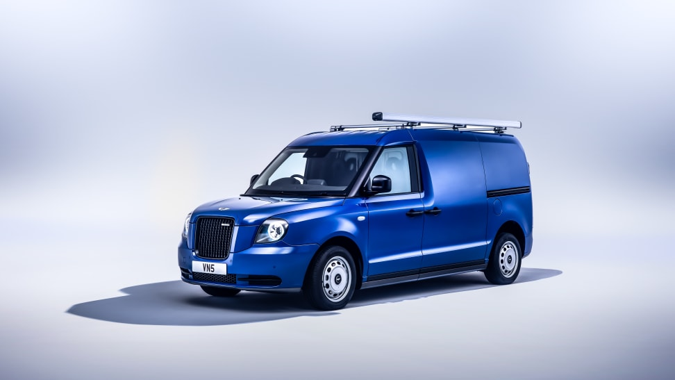 LEVC collaborating to create a portfolio of VN5 electric van conversions