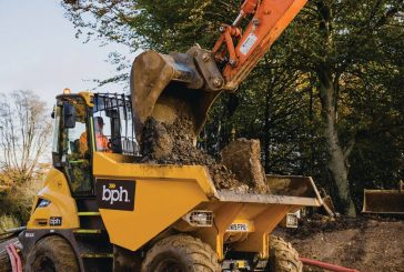 BPH Plant Hire invests in their digital presence