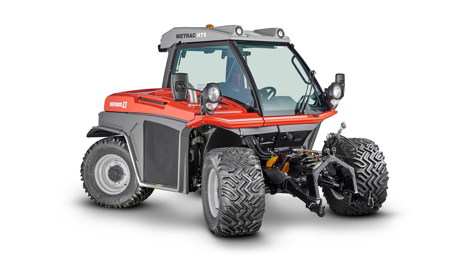 Meet the new Metrac H75 from REFORM