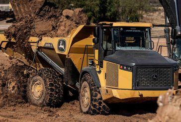 John Deere introduces new E-II Articulated Dump Trucks