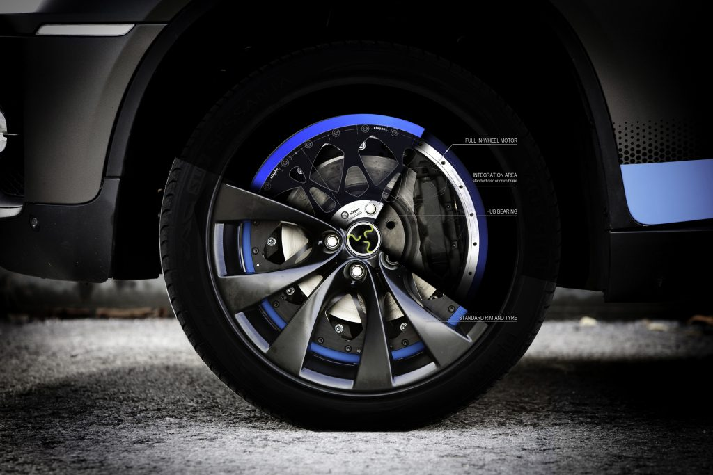 EIT InnoEnergy invests over €4m in Elaphe in-wheel electric drive technology