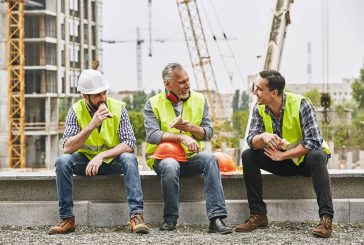 Suicide rate for construction workers in the UK is over three times the national average