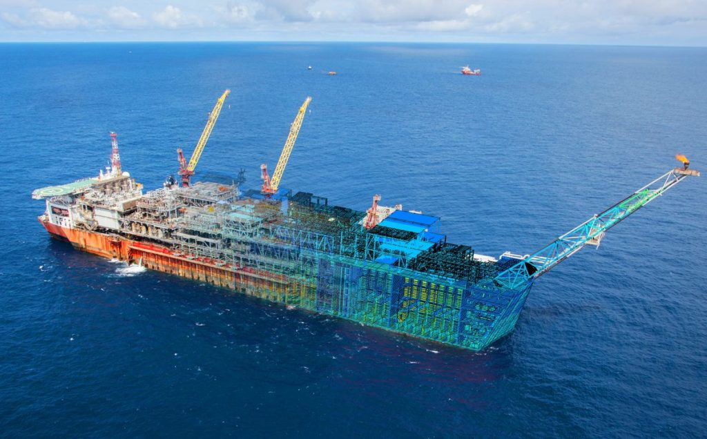 Akselos deploys Digital Twin of Shell's Bonga FPSO in Nigeria