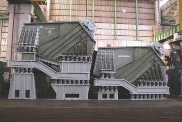 Niagara XL-Class Vibrating Screens produce up to 15000 tons per hour